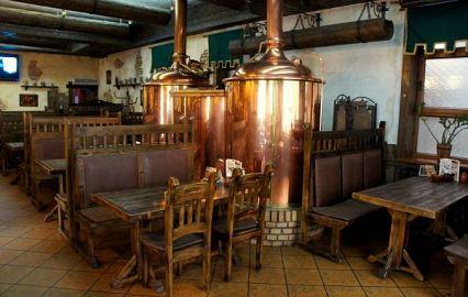 Ресторан с пивоварней в Приморском районе