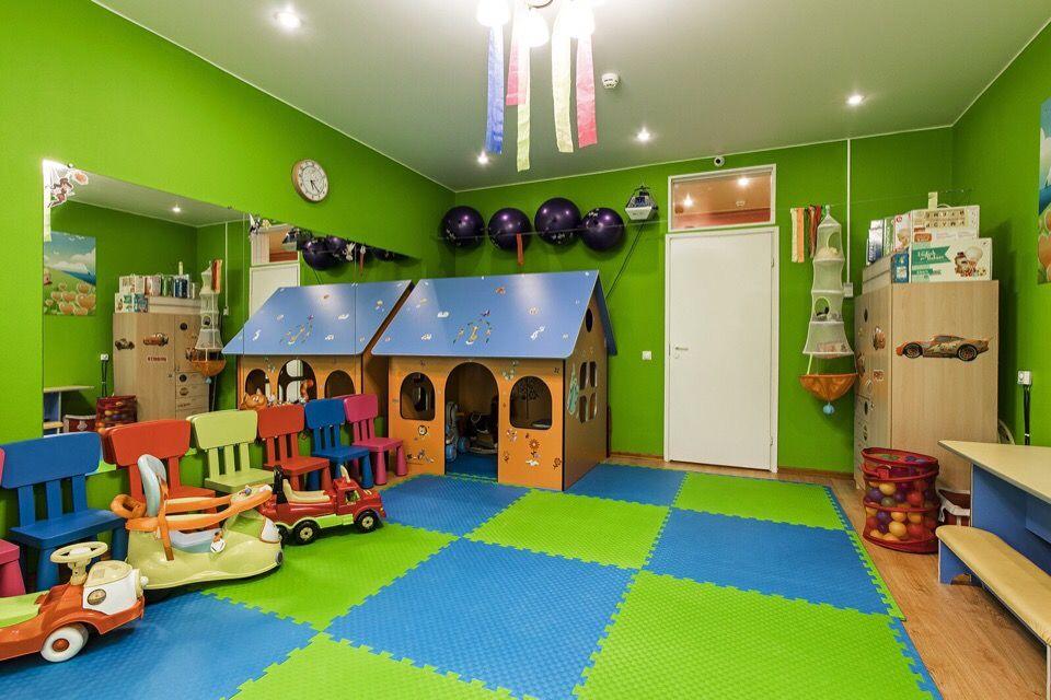 Два детских центра + два дет. садика