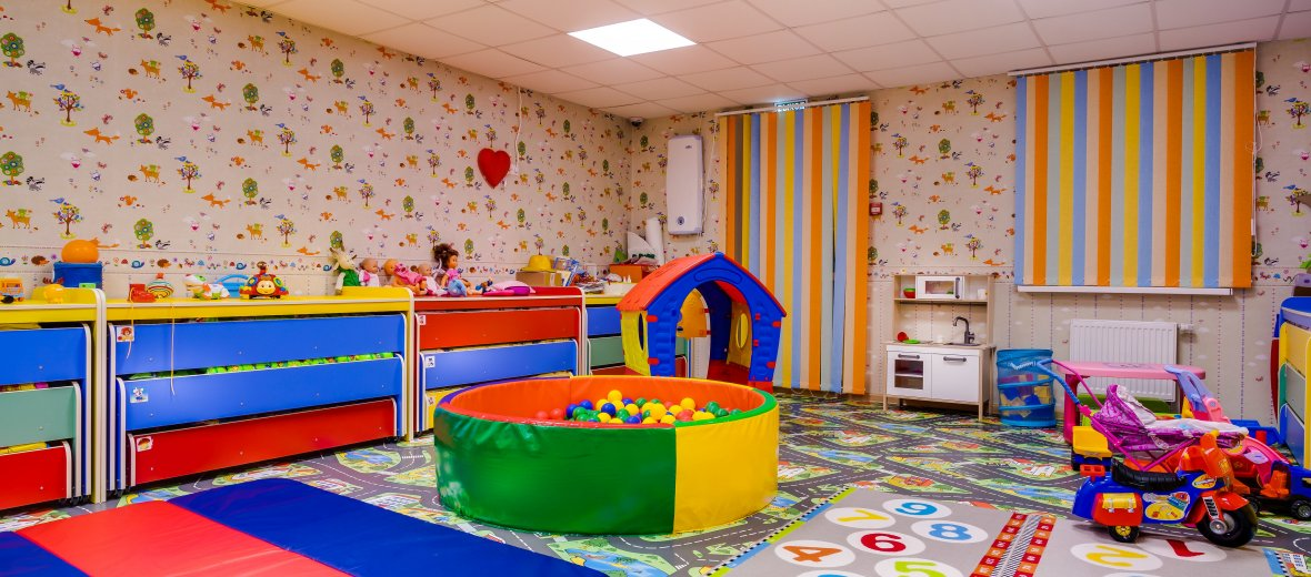 Детский сад с огромным потенциалом