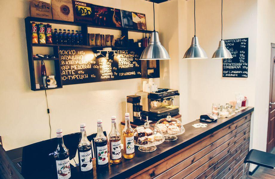 Кофе с собой на Чернышевской