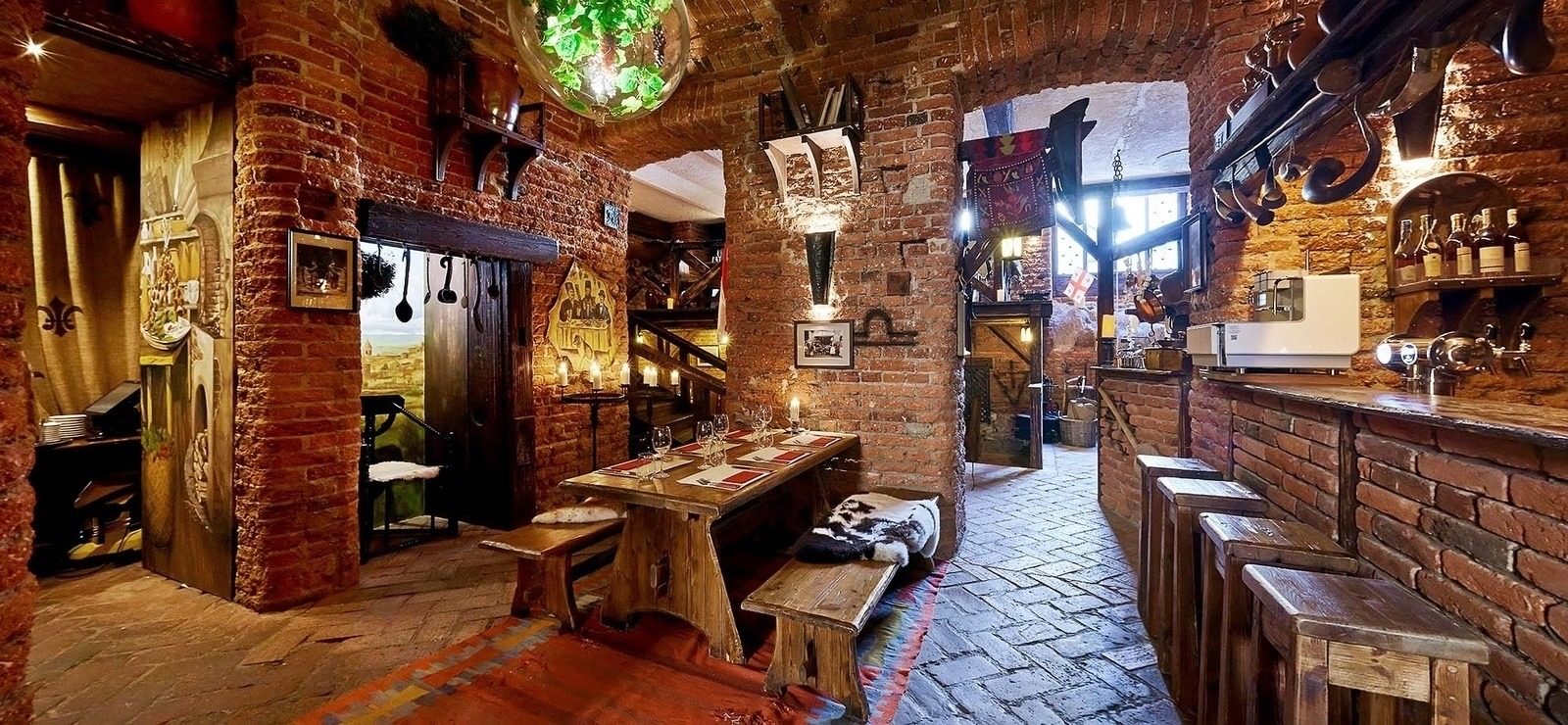 Кафе кавказской кухни  на Садовой