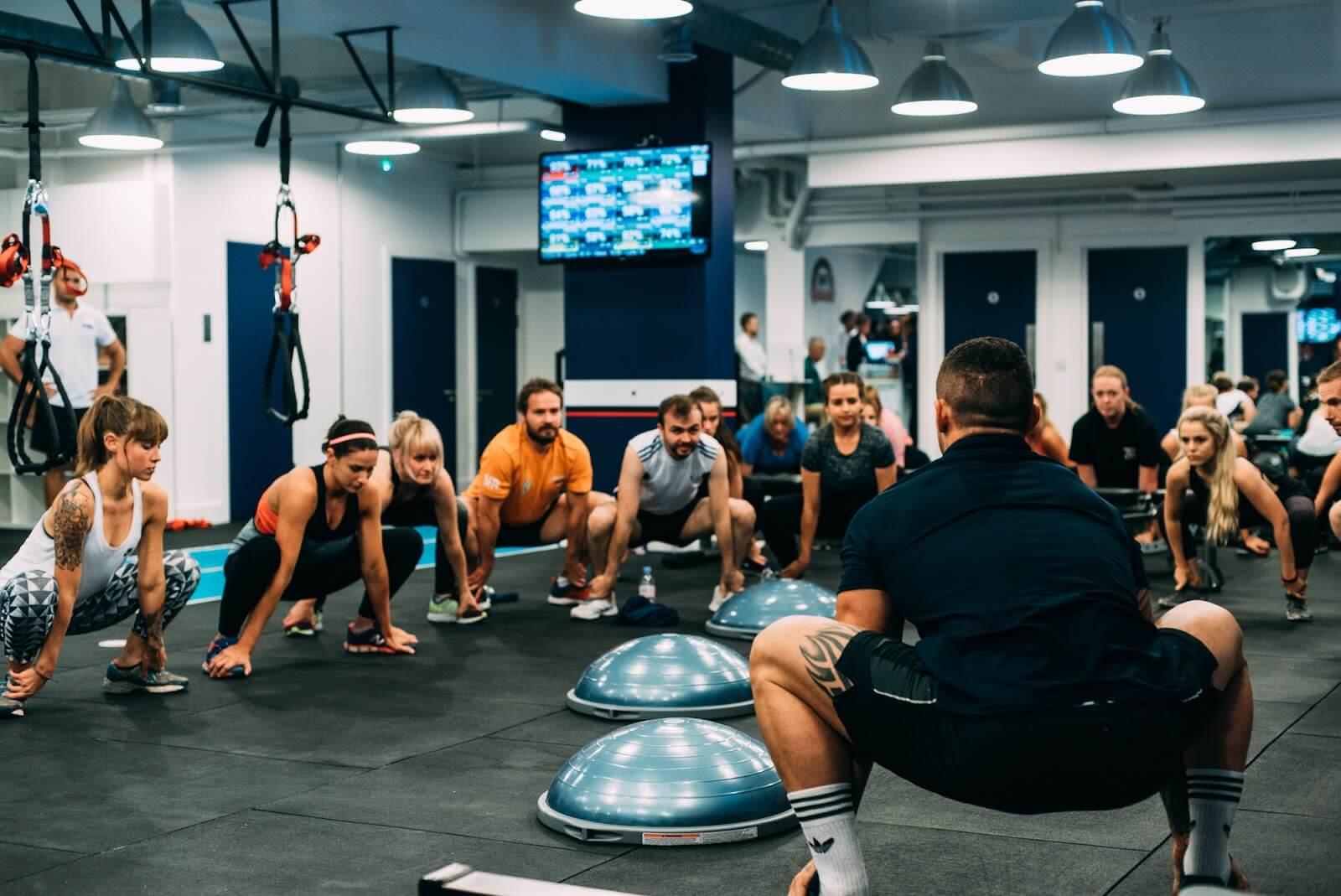 Фитнес клуб-студия с полуторагодовой окупаемостью