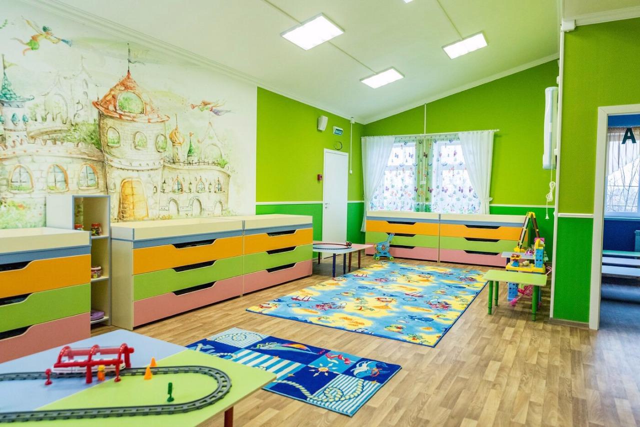 Детский центр в девяткино