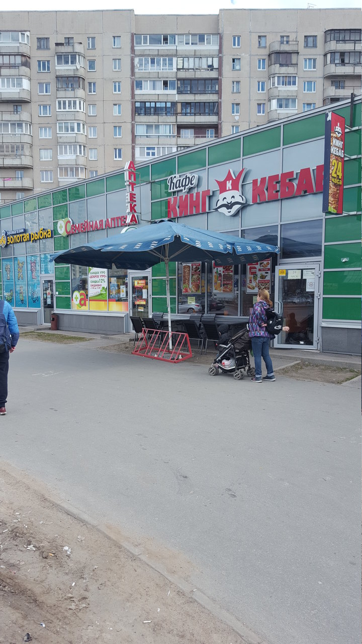 Кафе фаст-фуд в Приморском с чистой прибылью 150к