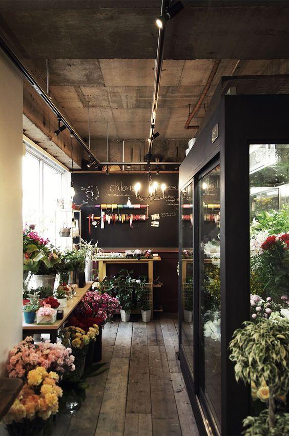 Цветочный магазин у Мариинки