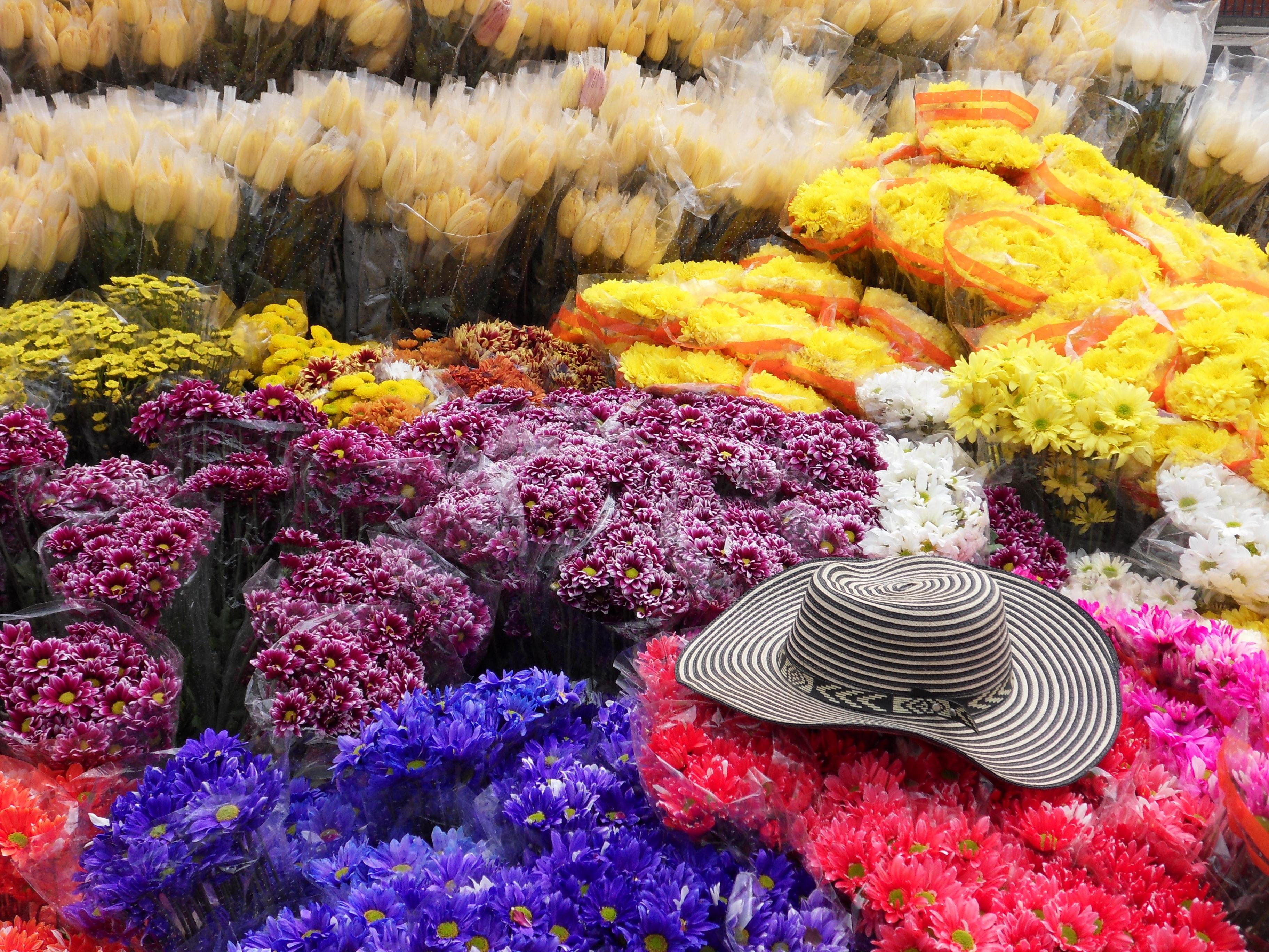 Цветочный магазин в крупном ЖК