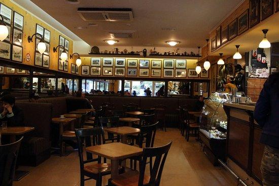 Кофейня в центре с прибылью 125 364 руб.