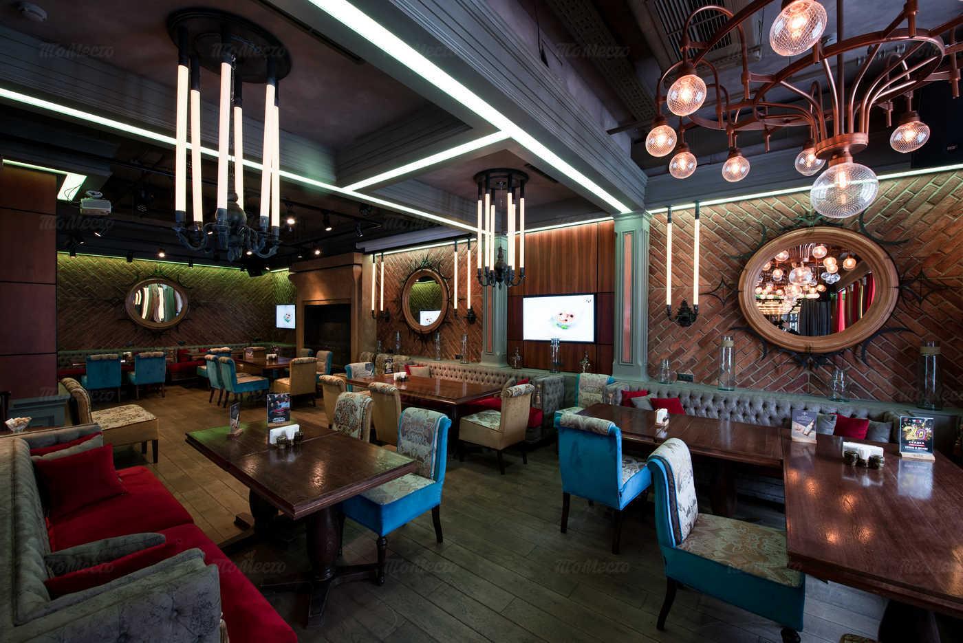 Ресторан на спортивной с прибылью от 700 000 руб.