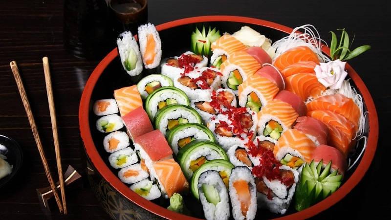 Магазин-суши с чистой  прибылью 168 943 руб.