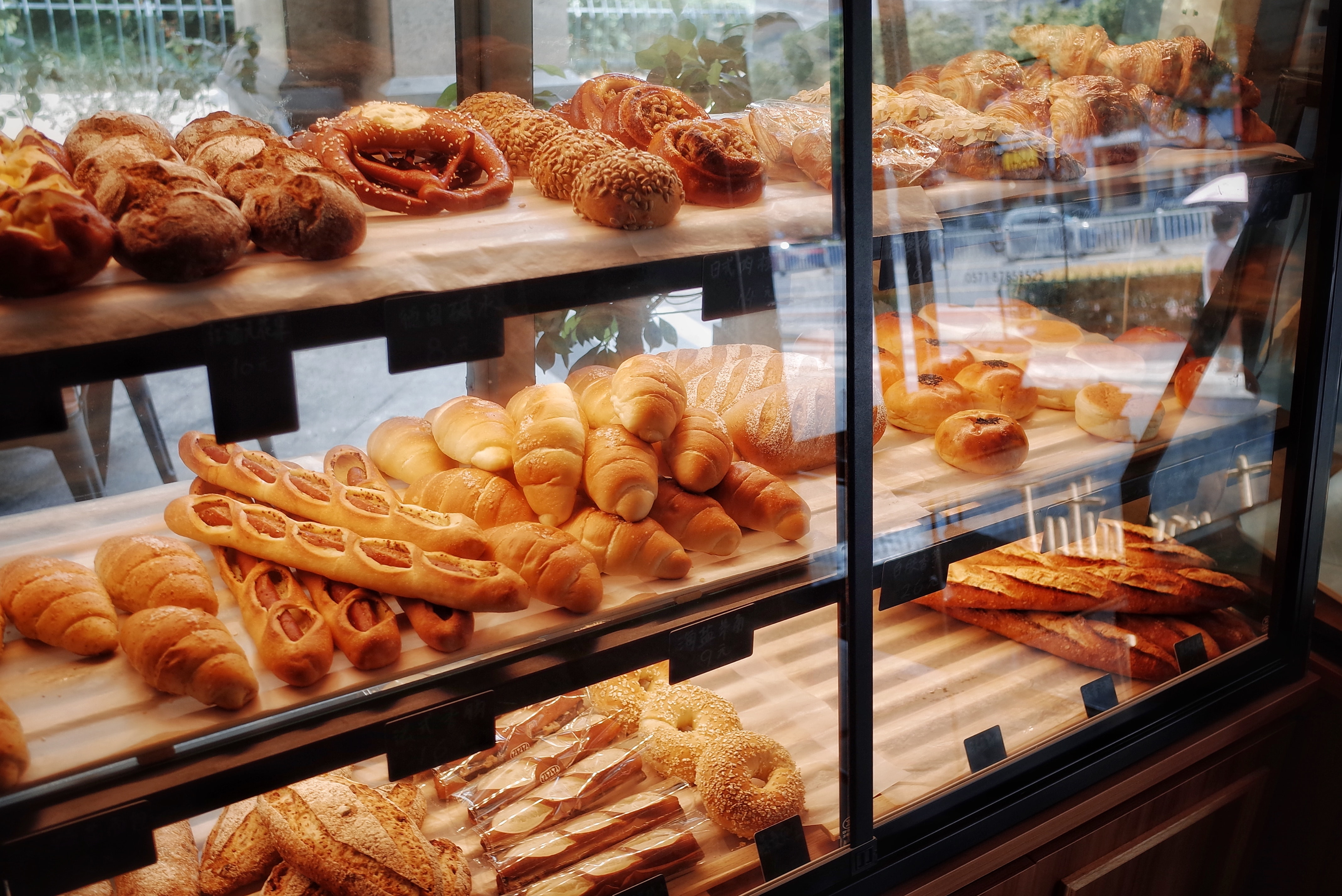 Пекарня на Петроградке