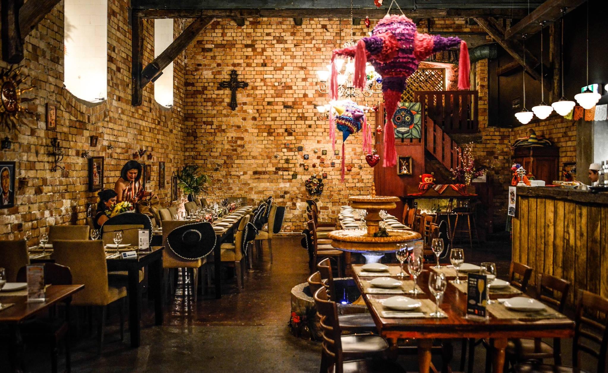 Ресторан  на главной гастрономической улице