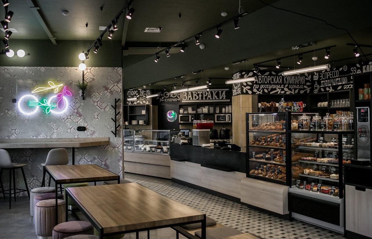 Кафе-кулинарии в самом центре Петербурга