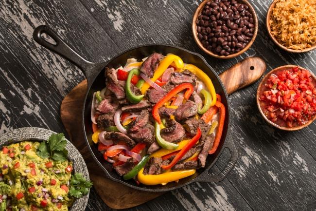 Ресторан быстрого питания Мексиканской кухни 5 лет