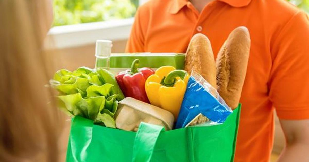 Интернет-магазин доставки продуктов на дом