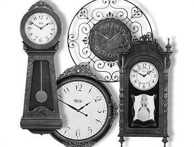 Интернет-магазин по продаже напольных и настенных часов