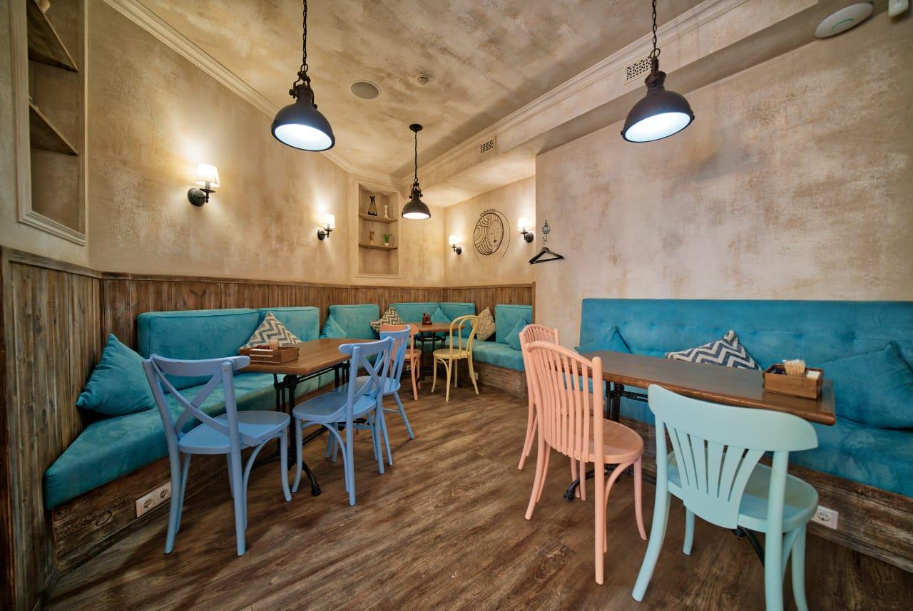 Итальянский ресторан в центральном районе СПБ