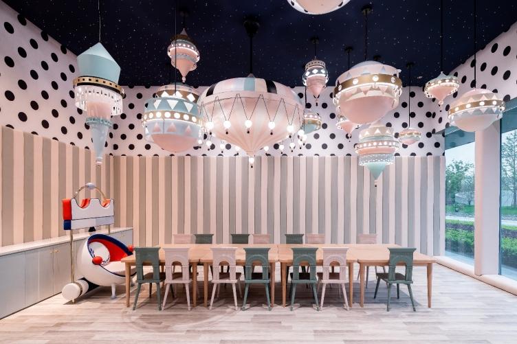 Детский ресторан на Васильевском острове
