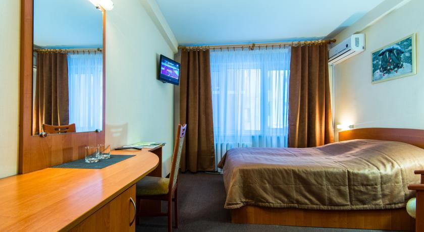 Отель 3 звезды 10 номеров НФ Центр