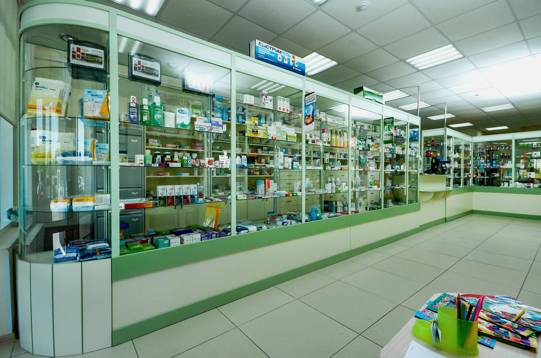 Аптека с подтвержденной прибылью