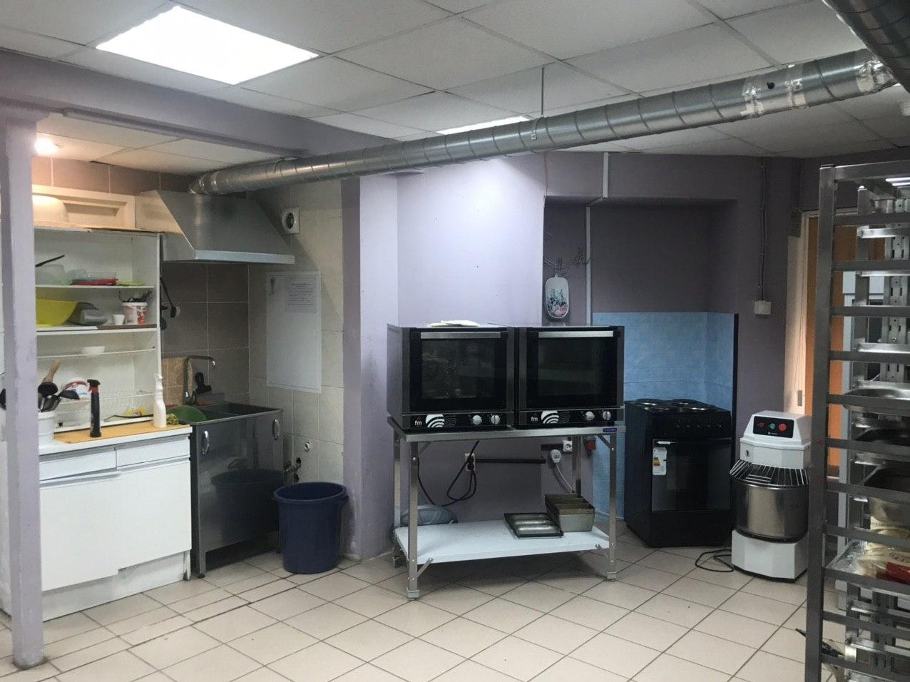 Кафе/Пекарня/Кондитерская/Шаверма/Бургерная