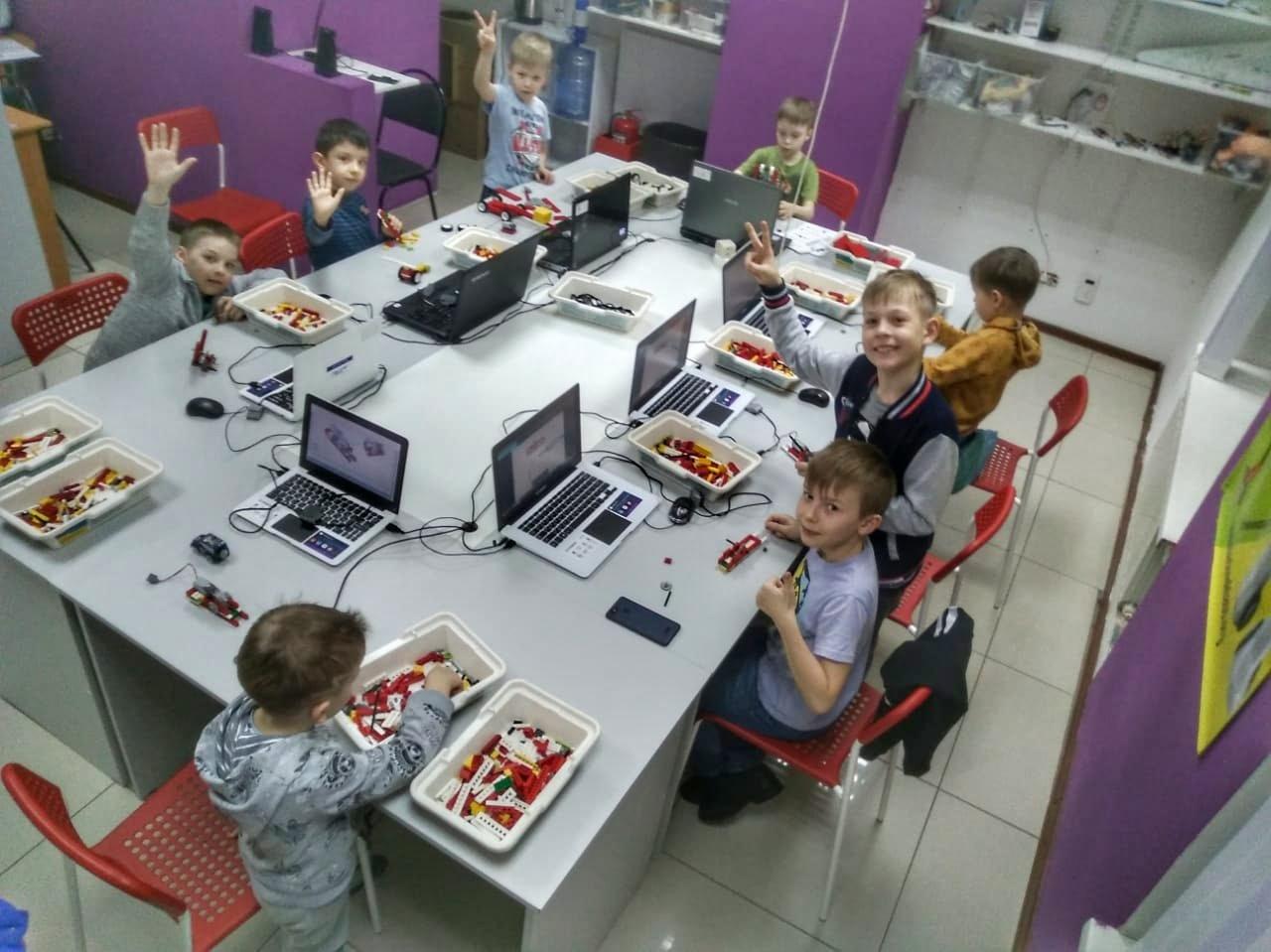 Клуб Робототехники Сеть из 5 Прибыль 135 000 р.