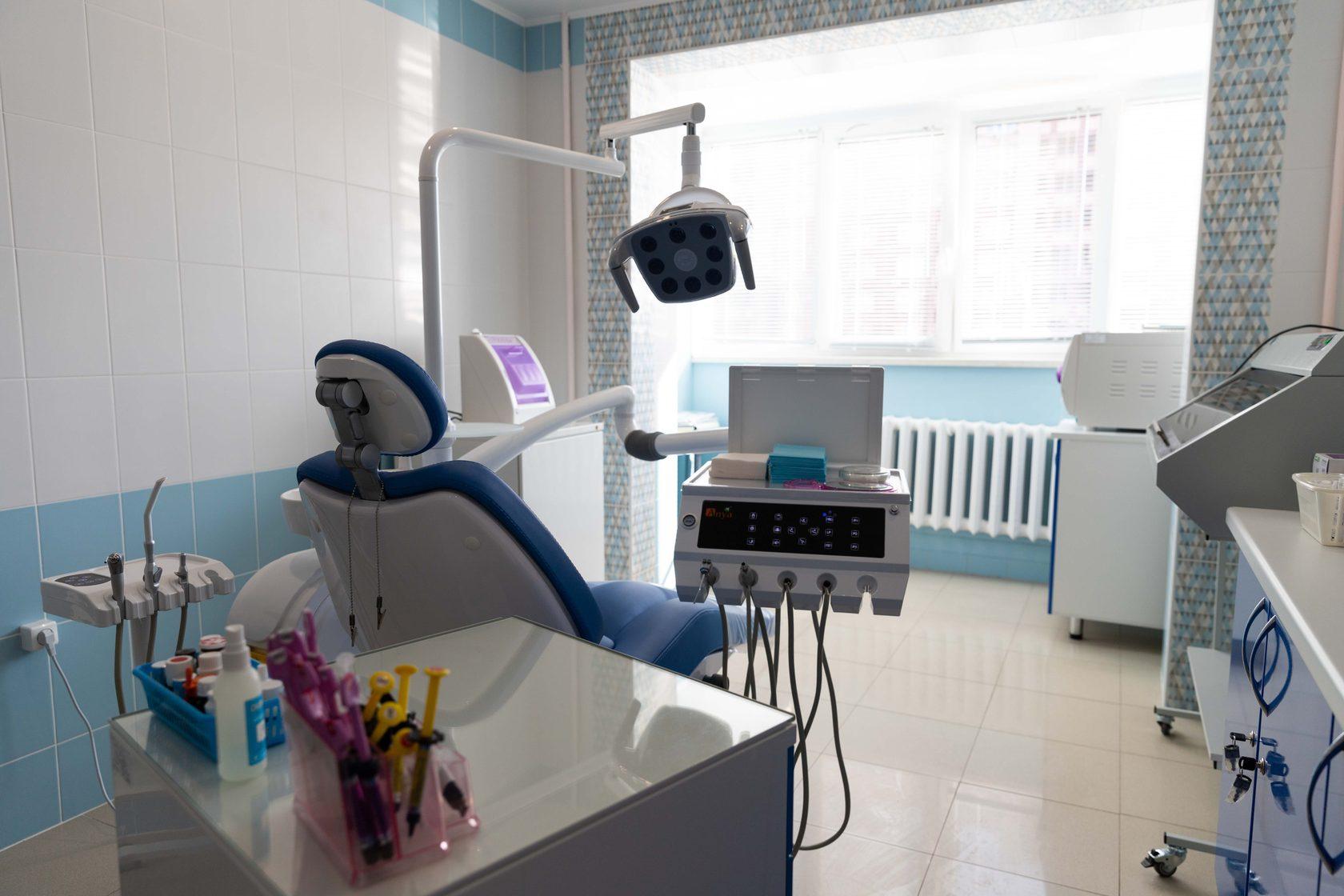 Стоматология | 14 лет на рынке