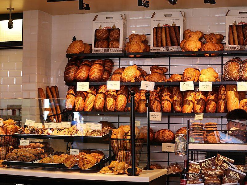 Пекарня не полного цикла