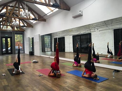 Студия танцев и фитнеса для взрослых и детей