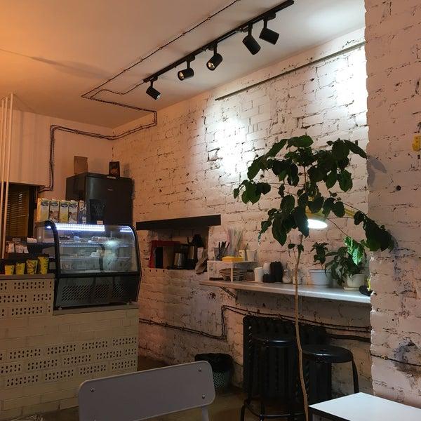 Лучшая кофейня напротив м. Чкаловская