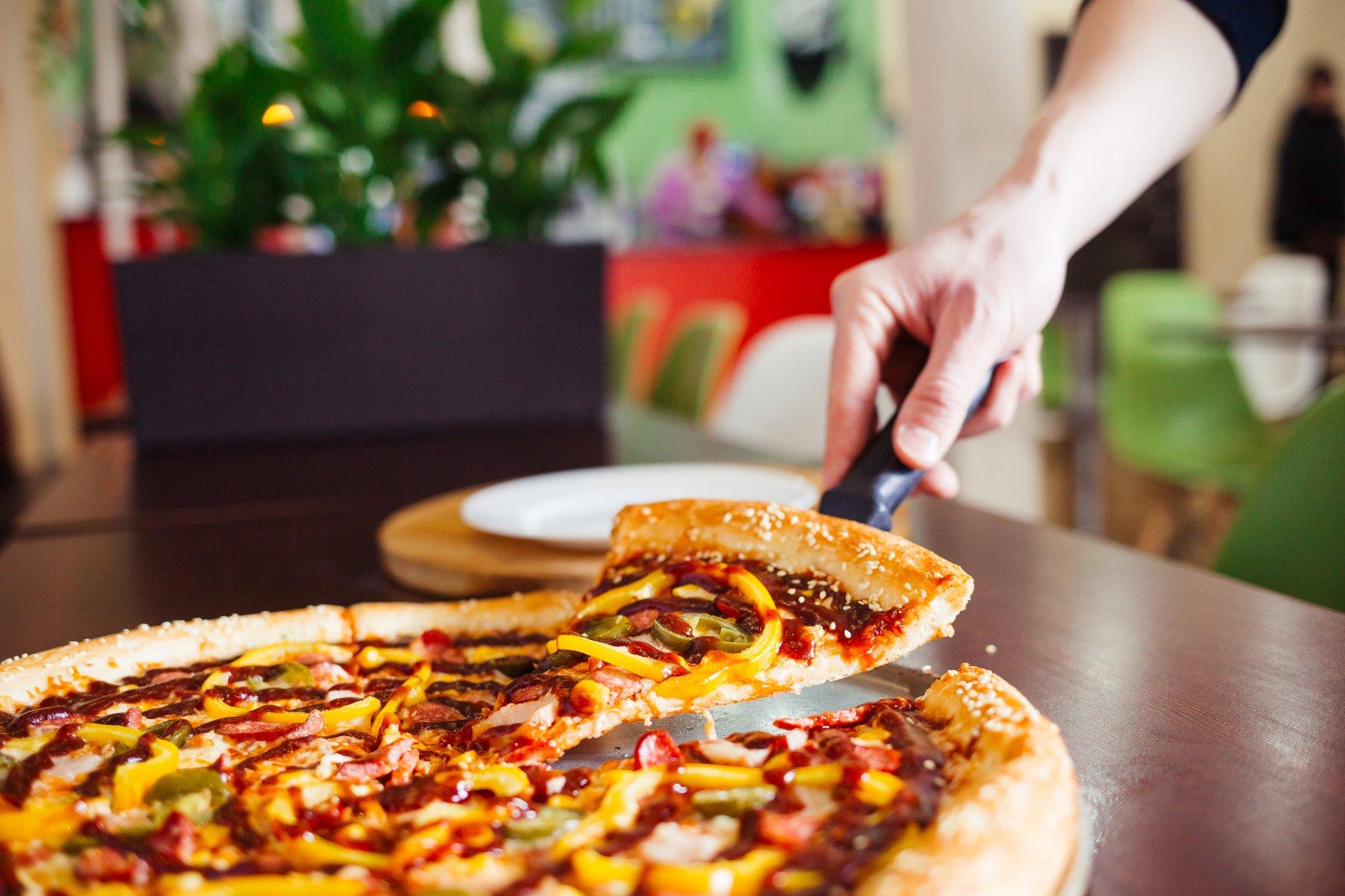 Кафе/пиццерия в БЦ без конкурентов