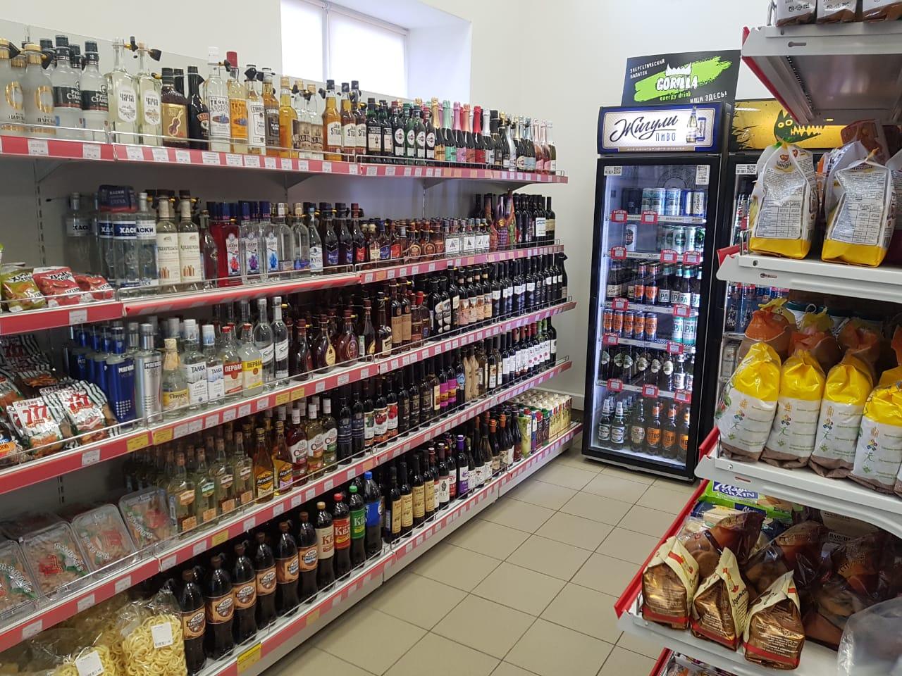 Супермаркет в престижном и быстрорастущем районе