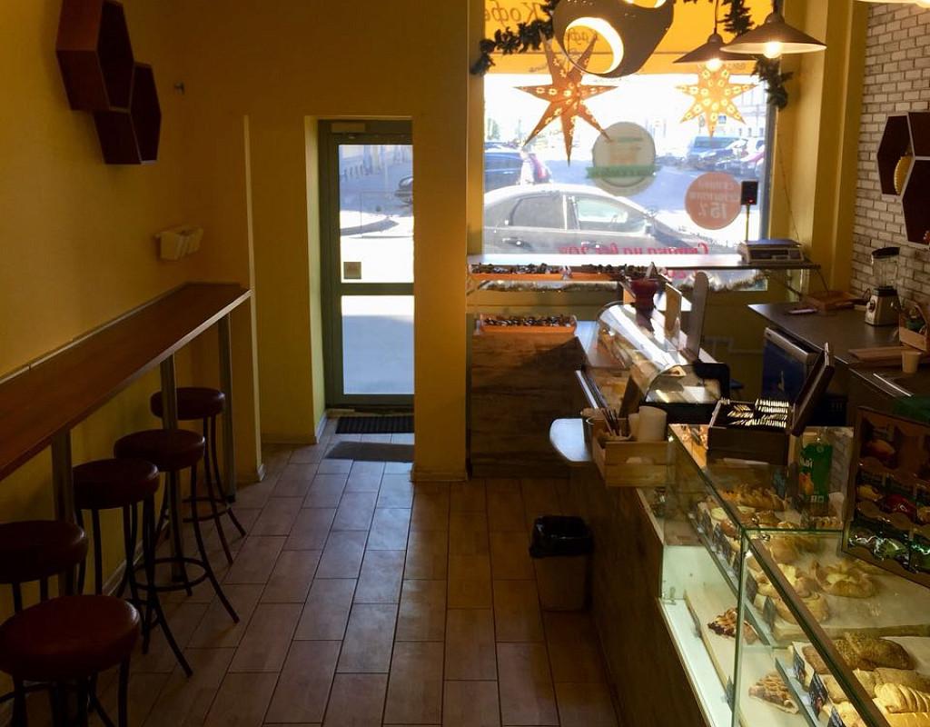 Пекарня в центре города с низкой арендой
