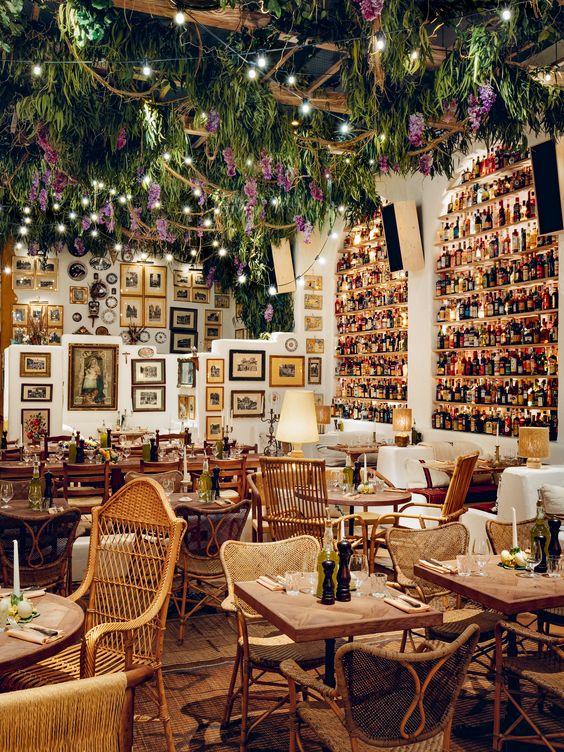 Ресторан итальянской кухни в центре