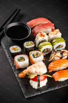 Суши с большой прибылью