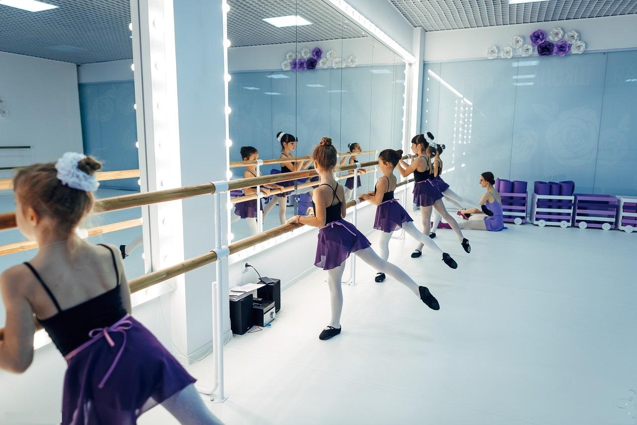 Школа балета от известной франшизы