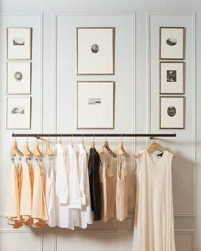 Магазин одежды в огромном спальном районе