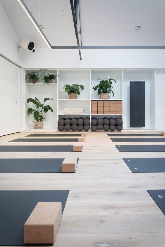 Фитнес-студия/студия йоги