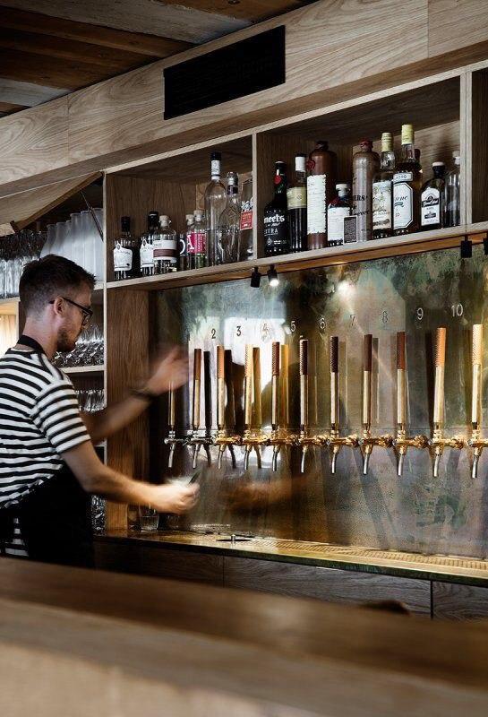 Магазин разливного пива с удачной локацией