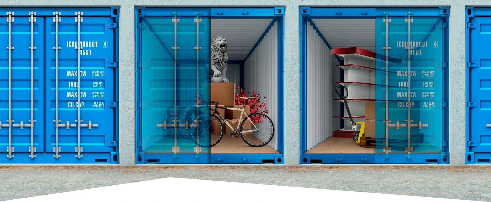 Субарендный бизнес на аренде контейнеров под склад