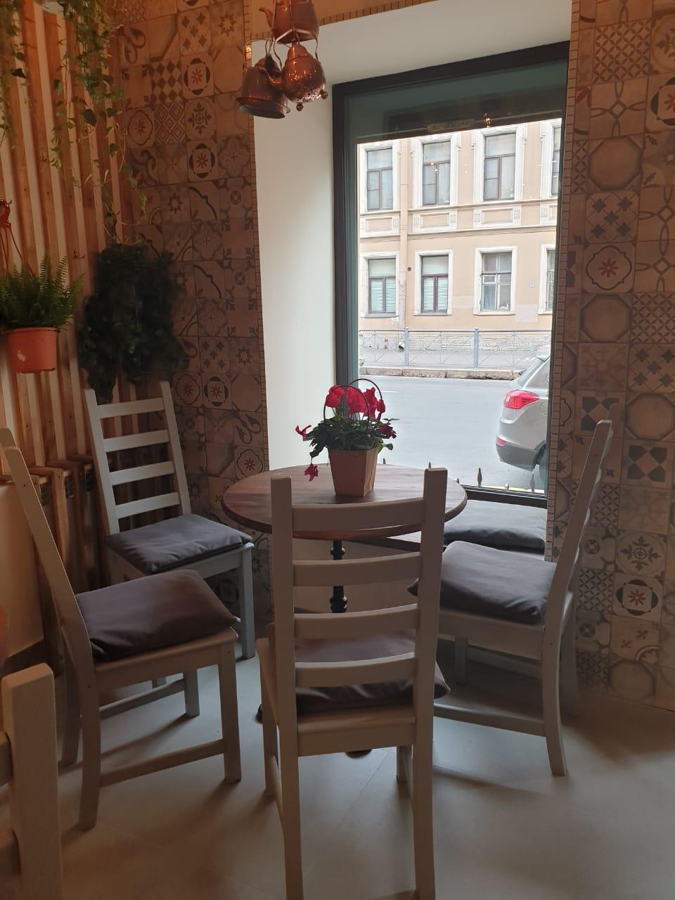 Кофейня с домашней выпечкой на Петроградке