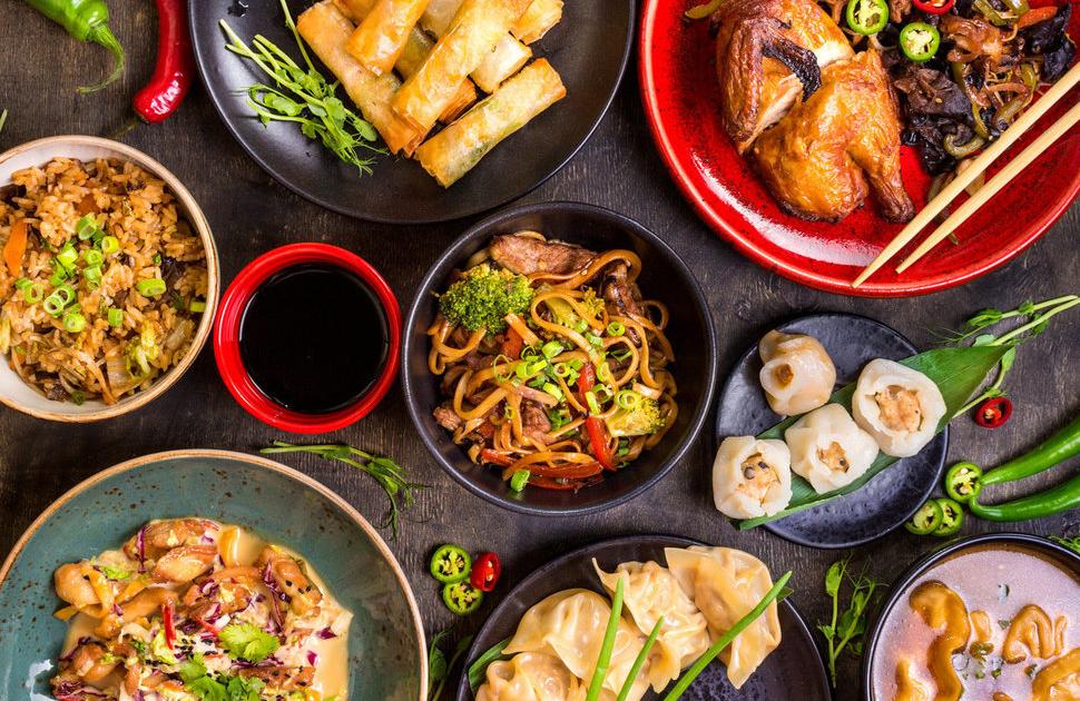 Актуальный бизнес. Доставка азиатской еды