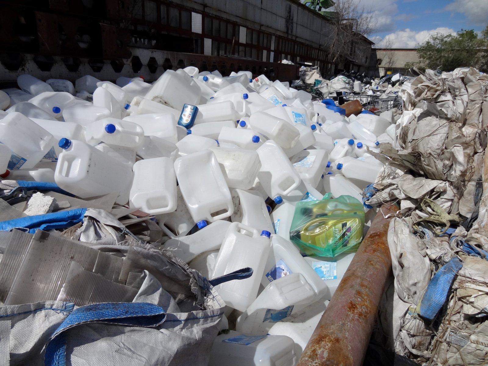 Переработка пластика Производство пакетов Сбыт