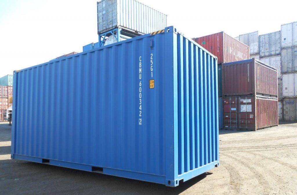 Арендный бизнес по сдаче контейнеров под склад