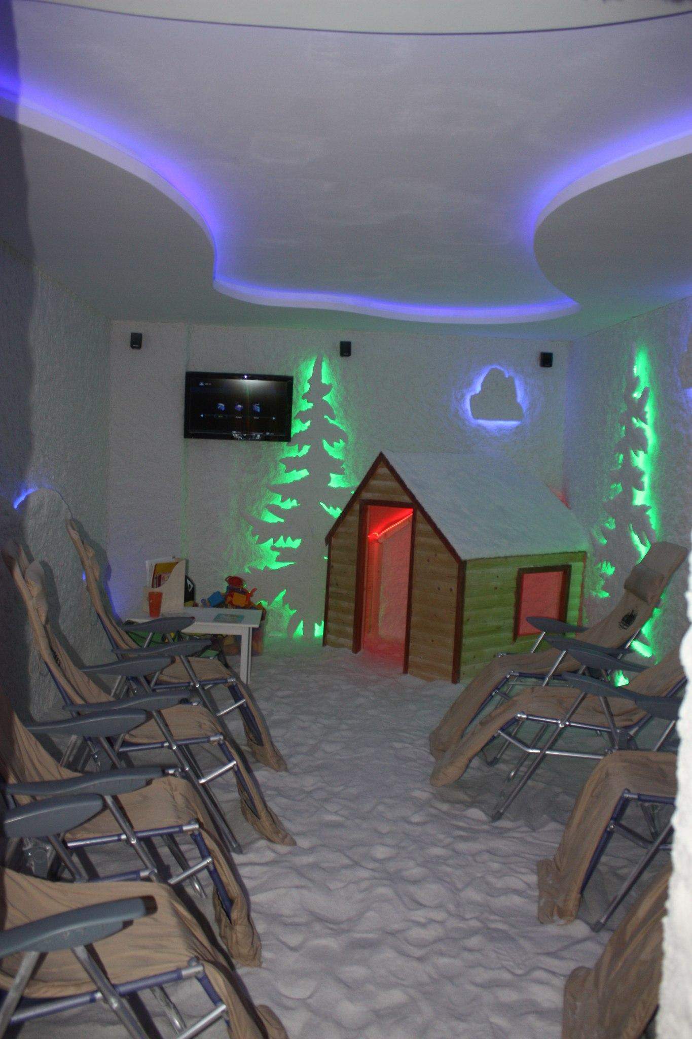 Соляная пещера в Колпино 12 лет успеха
