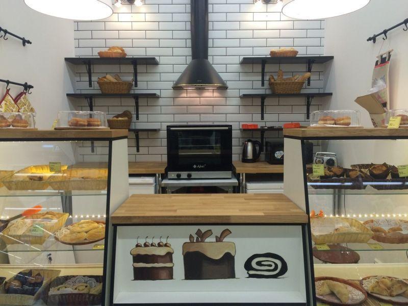 Пекарня - кондитерская с подтверждённым доходом