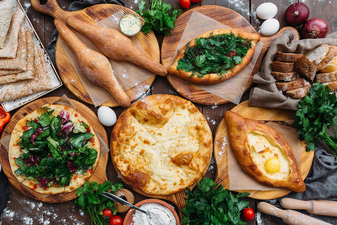 Прибыльное кафе грузинской и греческой кухни