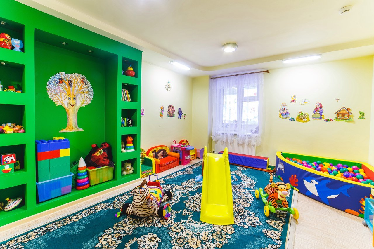 Частный детский сад в Московском районе