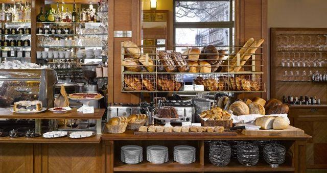 Пекарня напротив Технологического университета
