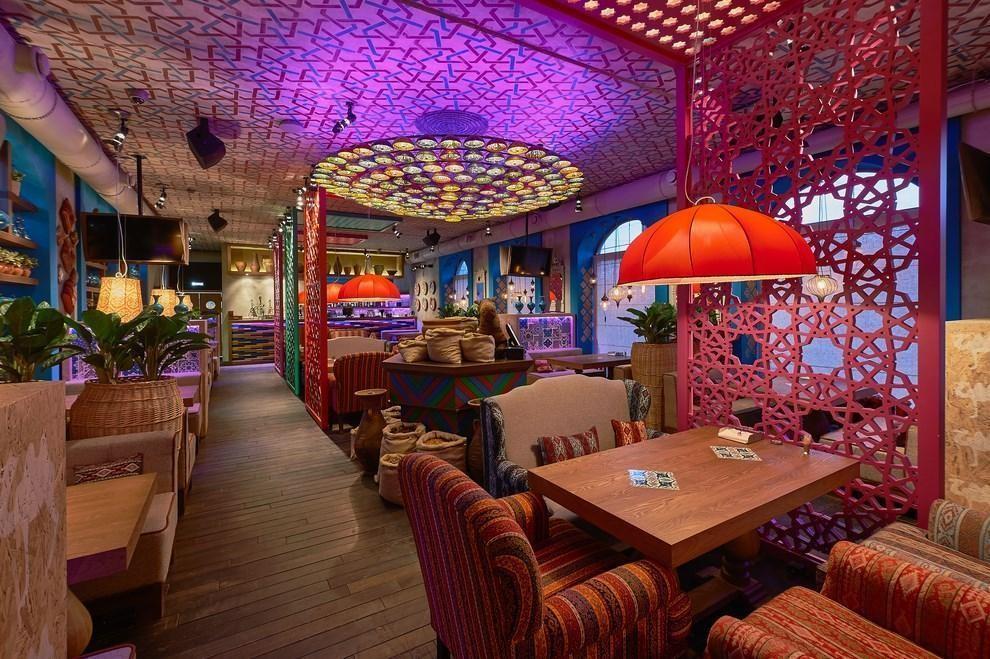 Просторный ресторан в Кировском районе