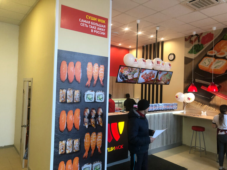 Суши магазин и Пекарня Чистая прибыль 307 800 р.